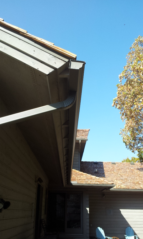 Seamless Gutters Gt Blog Ugly Gutters Part I