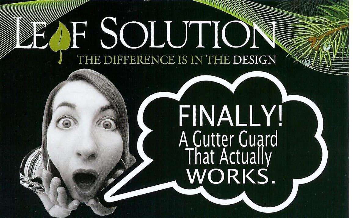 Seamless Gutters Gt Blog Madison Gutter Guards Leaf Solution